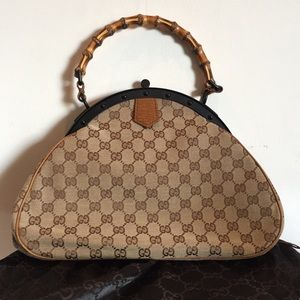Gucci Bamboo by Tom Ford Satchel
